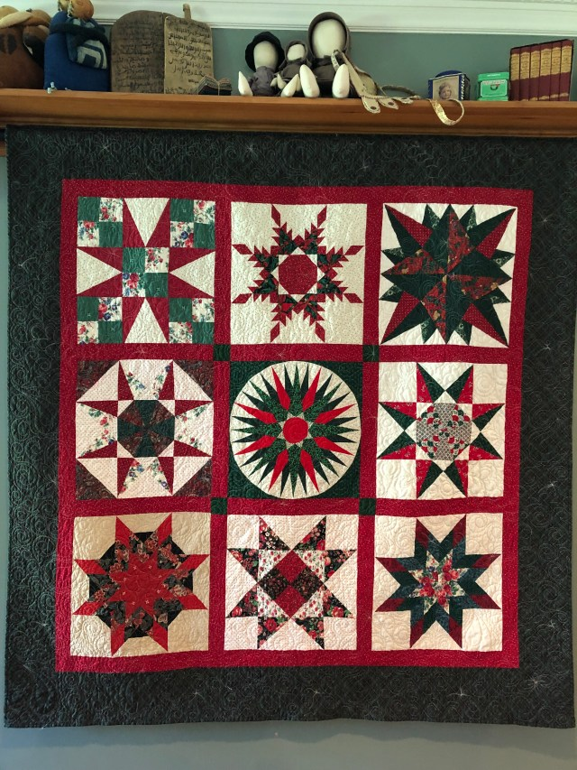 2019 Christmas Sampler by Ann Lewis (1)