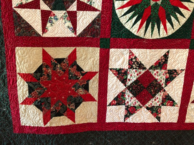 2019 Christmas Sampler by Ann Lewis (3)