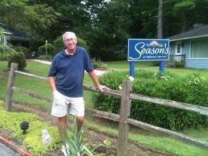 Someone cooler than Eddie Falcone: Jim Miller