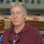 Scott Canfield, senior systems engineer, Constellation Rocket Program, NSB resident
