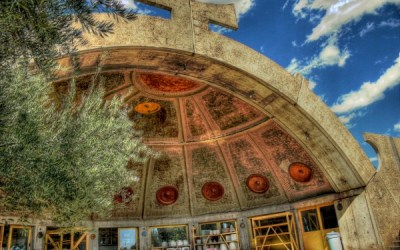May-December at Arcosanti (A Short Story)