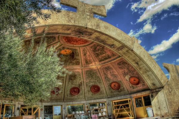 May-December at Arcosanti (A Short Story)