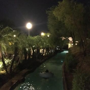 Lazy River at night 3