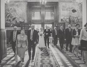 ślub w Wołominie wesele Różany Dwór w Skrzeszewie