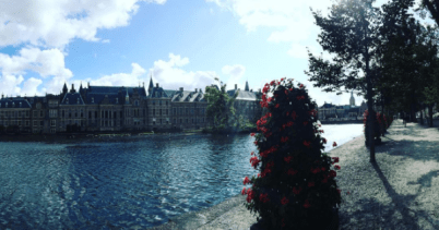 MY TRIP IN THE NETHERLANDS