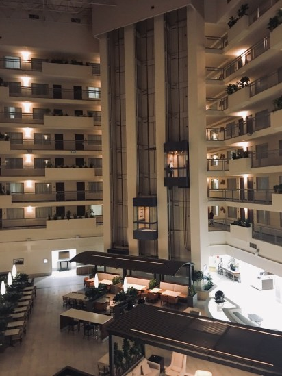 EMBASSY SUITES BY HILTON (SEATTLE TACOMA INTERNATIONAL AIRPORT)