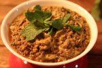 Lentil Soup With Coconut Milk