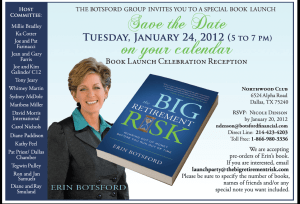 Invitation to Book Launch