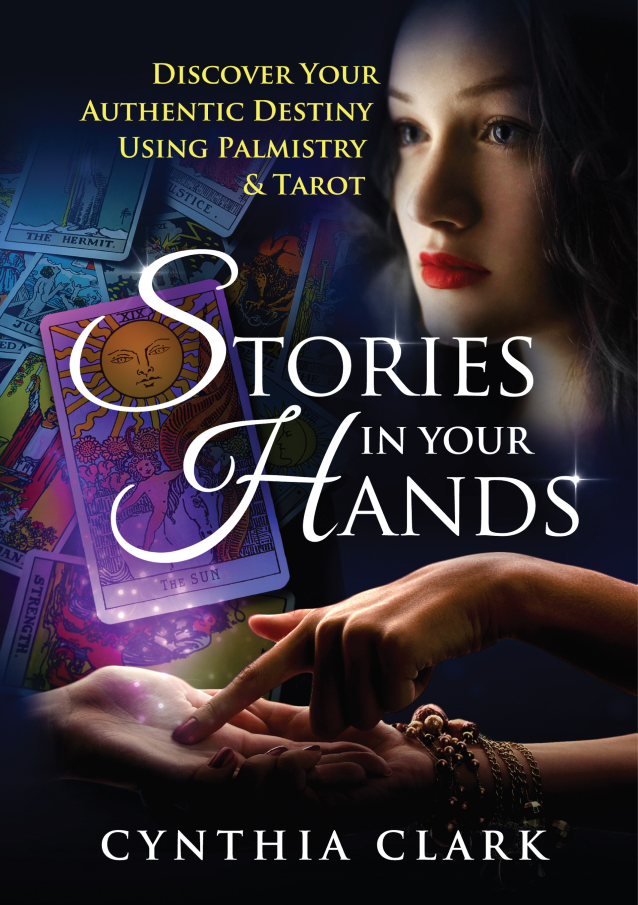 Stories in your Hands Cover