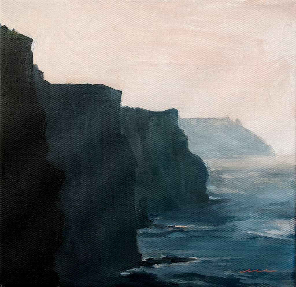 Cliffs of Moher, 2016