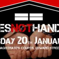 HOMES NOT HANDCUFFS: Stop Criminalising Homelessness and Begging