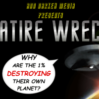SATIRE WRECK [Sci-Fi Comic Book]