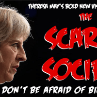 THE SCARED SOCIETY