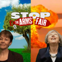 Stop The Arms Fair 2017 [VIDEO]