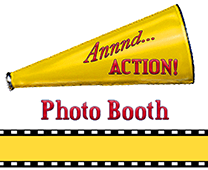 Annnd… Action! Photo Booth
