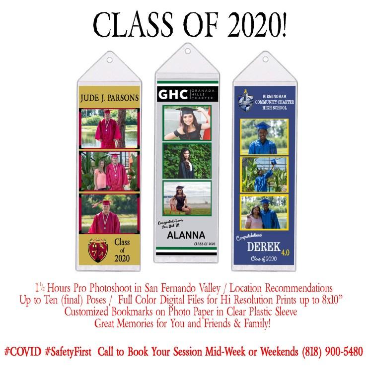 2020 Grad Photos