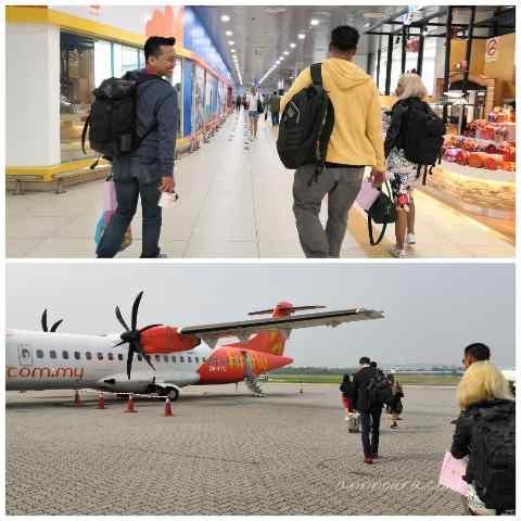 Subang Skypark Cara Murah