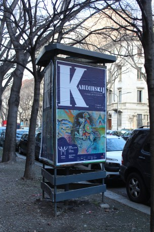 Kandinsky in Palazzo Reale Milan