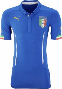 Italy 2014 World Cup Home Kit (1)