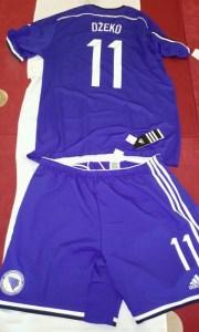 Bosnia and Herzegovina 2014 World Cup Away Kit