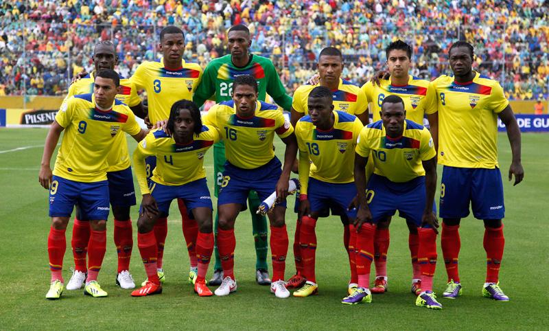 Le 32 Protagoniste - Puntata no.20 - Ecuador