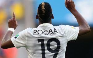 Pogba segna il goal che spiana la strada alla Francia