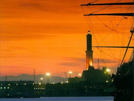 Genova per noi – Ovvero la sera in cui s'illumina la Lanterna