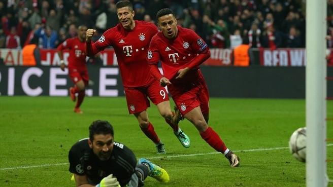 Fino alla fine - Bayern-Juve 4-2