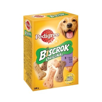 Pedigree multi biscrok 500g