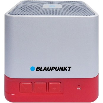 Blaupunkt portable bluetooth zvučnici  BT02RD + FM radio and MP3 player