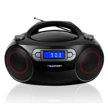 Blaupunkt Boombox CD player BB18BK s MP3 čitačem