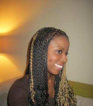 coiffure afro americaine a domicile coiffure de soiree simple cheveux mi long salon eyqmr