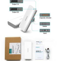 Romoss-Sense-4-10400mAh-External-Battery-Pack-Power-Bank-Charger-for-iPhone-xelcomtec