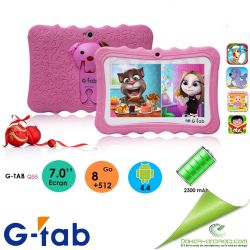 TABLETTE ENFANT Q55 G-TAB xelcomtec