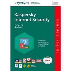 Kaspersky Internet Security 2017 Dakar Senegal