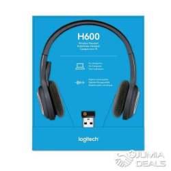 Casque sans fil logitech H600