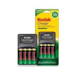 chargeur-kodak-piles-rechargeables-