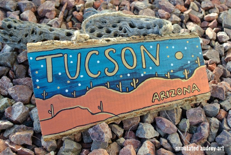 TUCSON BY ANNOTATED AUDREY AKA AUDREY DLC