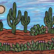 Annotated Audrey Art Tucson Artist (5)