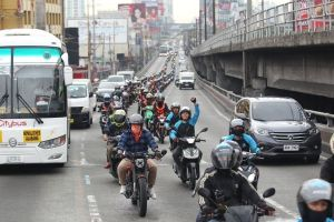 Motorcycle Taxi Operations Piloted by the DOTr