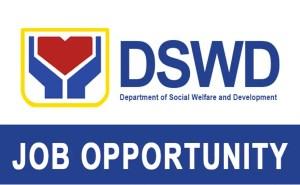 DSWD Hiring Supervisor