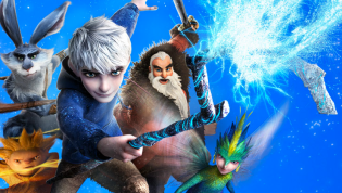 Rise of the Guardians guardians team