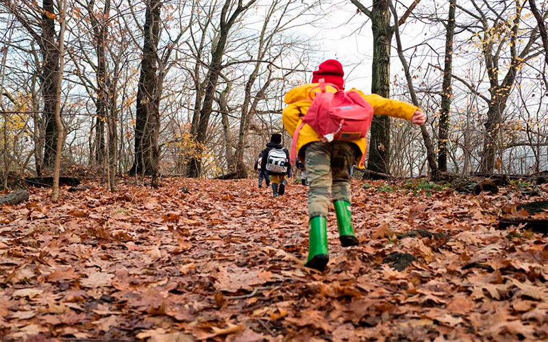 Naturally Curious Introduces City Kids to the Great Outdoors