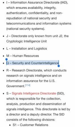 Q Directorate1