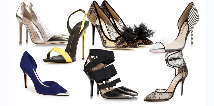 The Best Pumps for Christmas and New Year Parties
