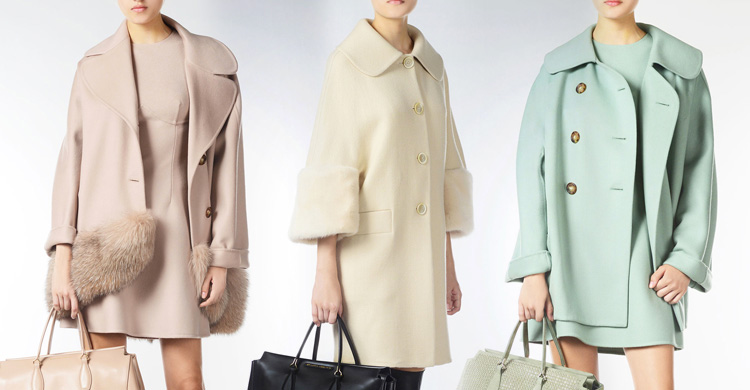 size 40 fbd40 a16c9 Objects Of Desire: Coat by Ermanno Scervino - AnnRobieFashion