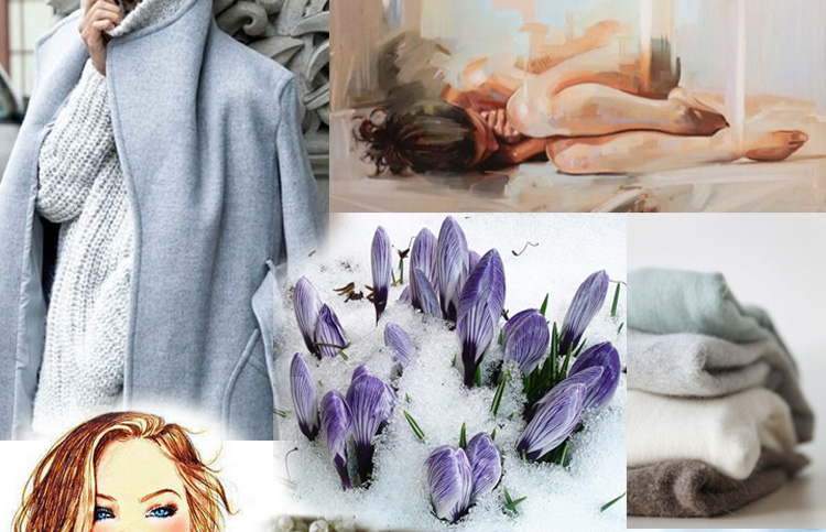 March Mood Board By AnnRobieFashion