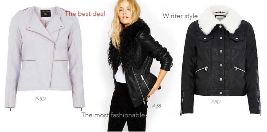 Black Friday deals: faux leather jackets under $100