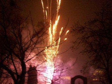 Vuurwerk oudjaar 2009 03