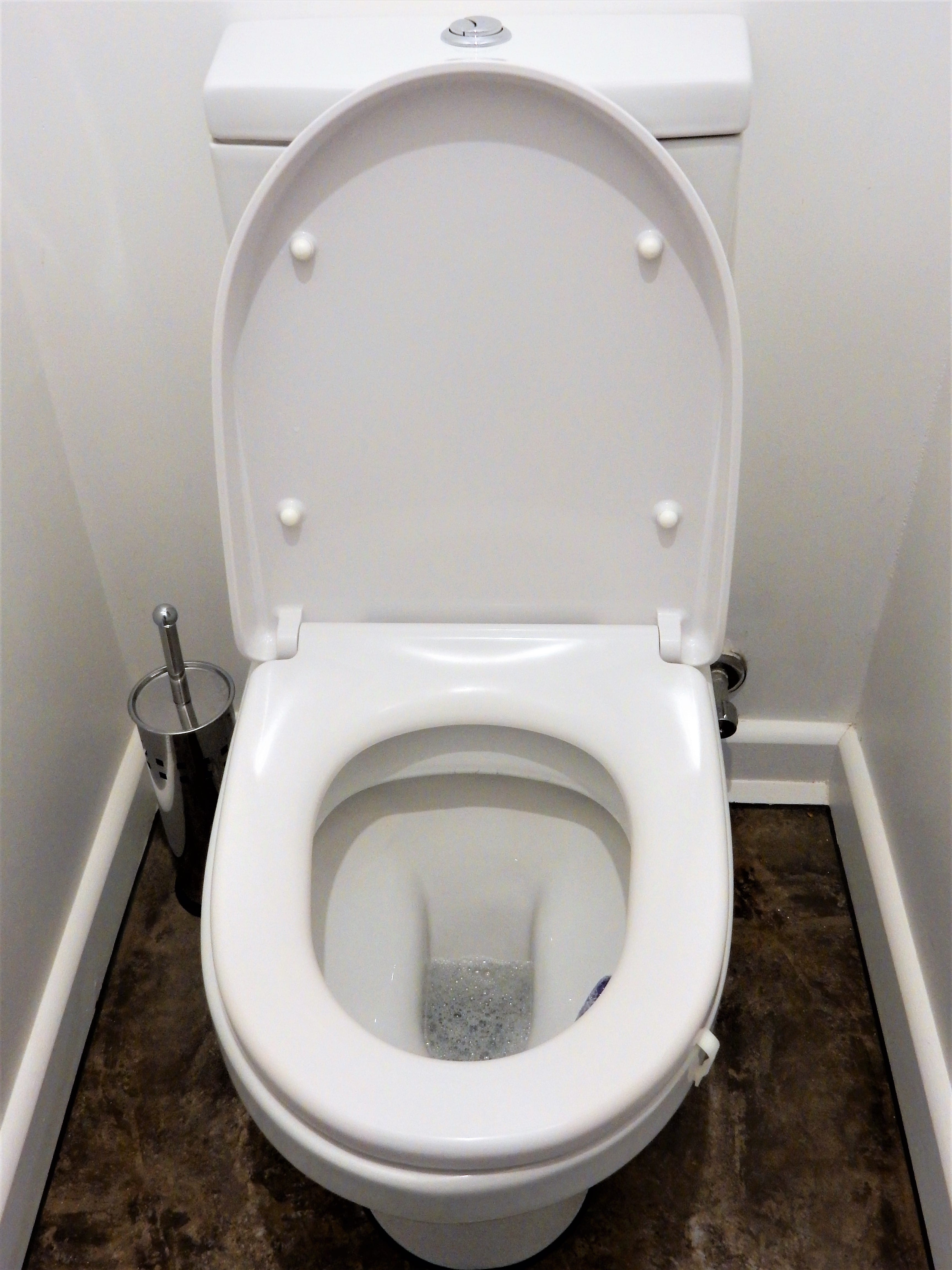 The Crafter S Guide To A Sparkling Clean Toilet With